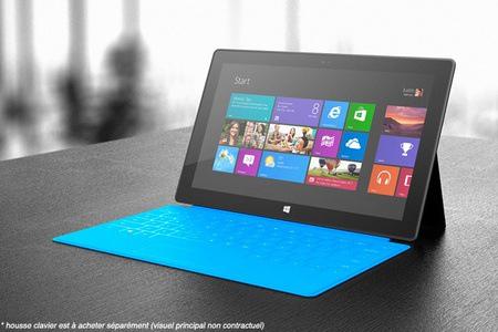 Tablette Microsoft Surface RT 32 Go - reconditionnée