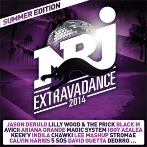 Compilation NRJ Extravadance Summer 2014 en téléchargement légal  (MP3, FLAC...)