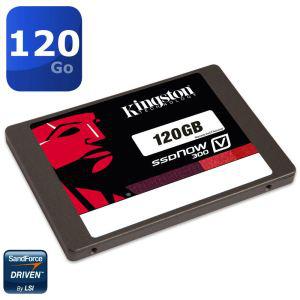 "Kingston 120Go 2.5"" SSDNow V300 - 450Mo/s"