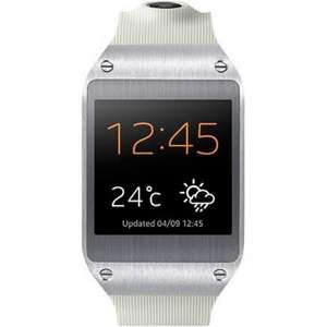 Montre connectée Samsung Galaxy Gear - Blanc