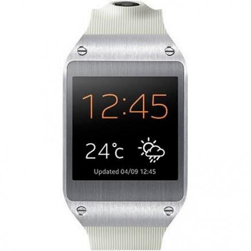 Montre connectée Samsung Galaxy Gear - Blanc