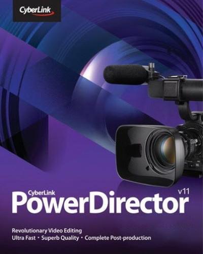 CyberLink PowerDirector 11 Limited Edition   gratuit ce Week-end