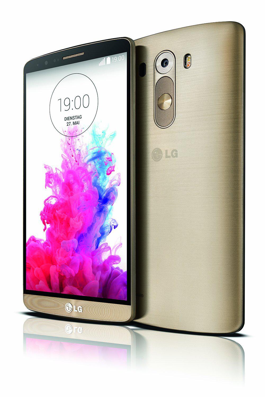 "Smartphone 5.5"" LG G3 32 Go - Titane (rom europe)"