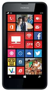 [Clients RED] Nokia Lumia 635 (avec ODR 50€)