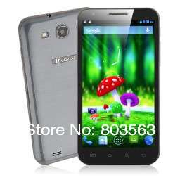 "Smartphone 5.7"" iNew I2000 Basic - MTK6589 Quad Core, 1 Go RAM, 4 Go ROM, HD 720p IPS, Android 4.1"