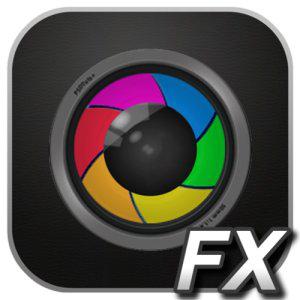 Sélection d'applications musique, photo et video en promotion sur Android - Ex: Camera zoom FX