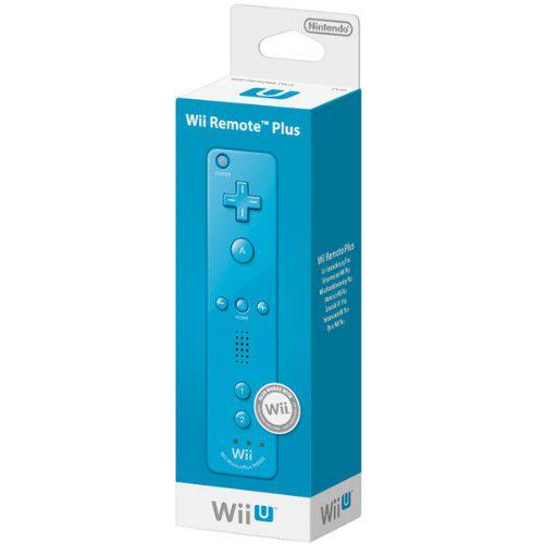 Manette Nintendo Wii U - Wii Remote Plus - Rose ou Bleu