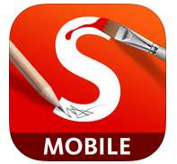 Application Sketchbook Mobile/Pro gratuite sur iOS (au lieu de 1.79€ et 4.49€)