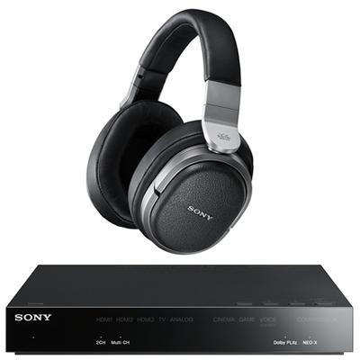 Casque 9.1 sans fil Sony MDR-HW700DS