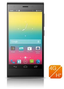 "Smartphone 5"" SoshPhone 16 Go 4G"
