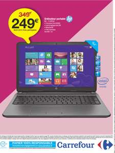 "Ordinateur portable 15.6"" HP 15-5015nf"