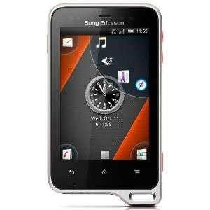 Smartphone Sony Ericsson Xperia Active sous android