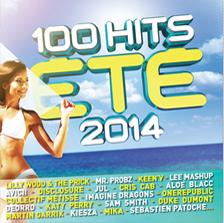 """Album """"100 Hits - Eté 2014"""" en vente privée à télécharger"""