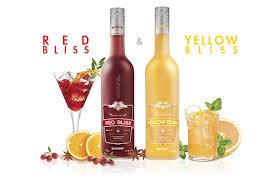 Cocktails Red Bliss et/ou Yellow Bliss gratuit (+ 0,50€ de gains possible)