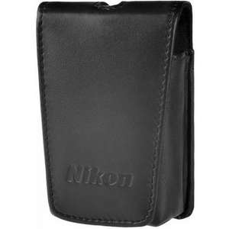 Housse Photo Compact Nikon Etui officiel en cuir
