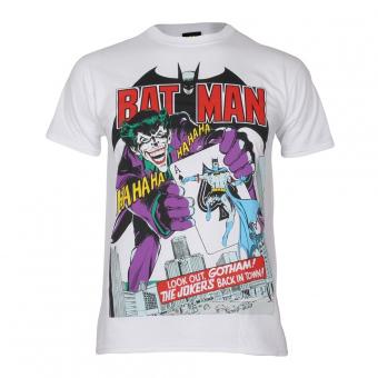 Plusieurs Tee-shirt DC Comics
