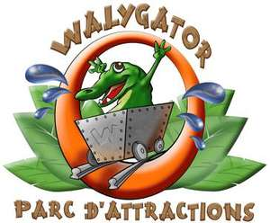 1 entrée adulte ou enfant + formule self saloon au parc d'attractions Walygator