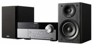 Microchaîne hi-fi SONY MX550i station iPod, CD, USB, tuner FM/DAB
