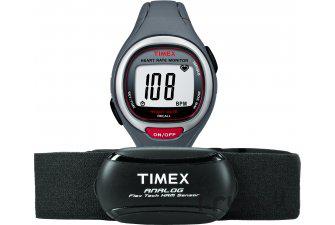 Montre Cardio Timex Easy Trainer (avec la ceinture cardiaque analogique Flex Tech HRM)
