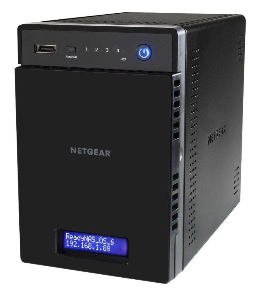 Serveur NAS Netgear ReadyNAS RN10400 - 4 baies