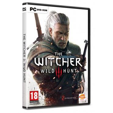 Pré-commande : The Witcher 3 (PC) + T-shirt + Steelcase