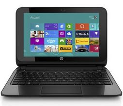 """PC portable 10.1"""" HP Pavilion 10-F100NF + Sacoche pour ordinateur portable (avec ODR 50€)"""