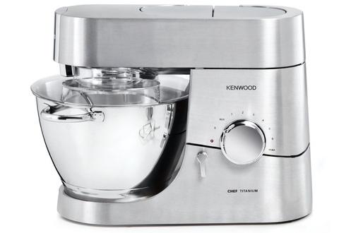 Robot pâtissier Kenwood KMY60 Chef Titanium 60 Ans