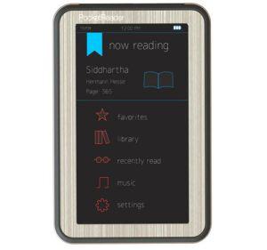 "Lecteur d'eBook Slick Kobo PocketReader 4,3"" 2 Go"