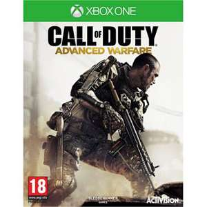 [Précommande] Call Of Duty Advanced Warfare sur PS4 à 59,89 et sur Xbox One