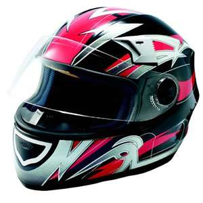 Plusieurs casques de moto en promo - Ex : Casque Proxium intégrale rouge Taille L