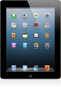 iPad avec écran Retina Wi-Fi 128 Go - reconditionné - Noir (4e génération)