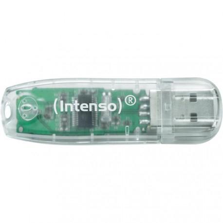 Clé USB 2.0 Intenso CUS005 64 Go