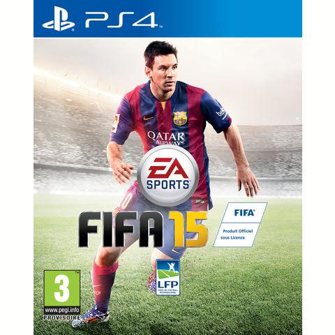 [PRECOMMANDE] Fifa 15 sur PS4 et Xbox One