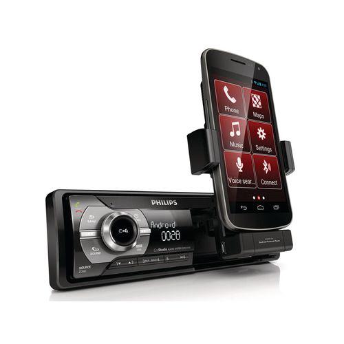 Autoradio Philips CMD 305 avec Dock Android