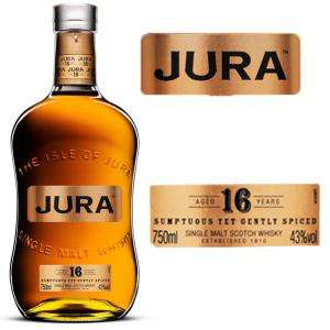 Whisky Isle Of Jura 16 ans Diurach's Own