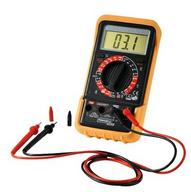 Multimètre digital Powerfix