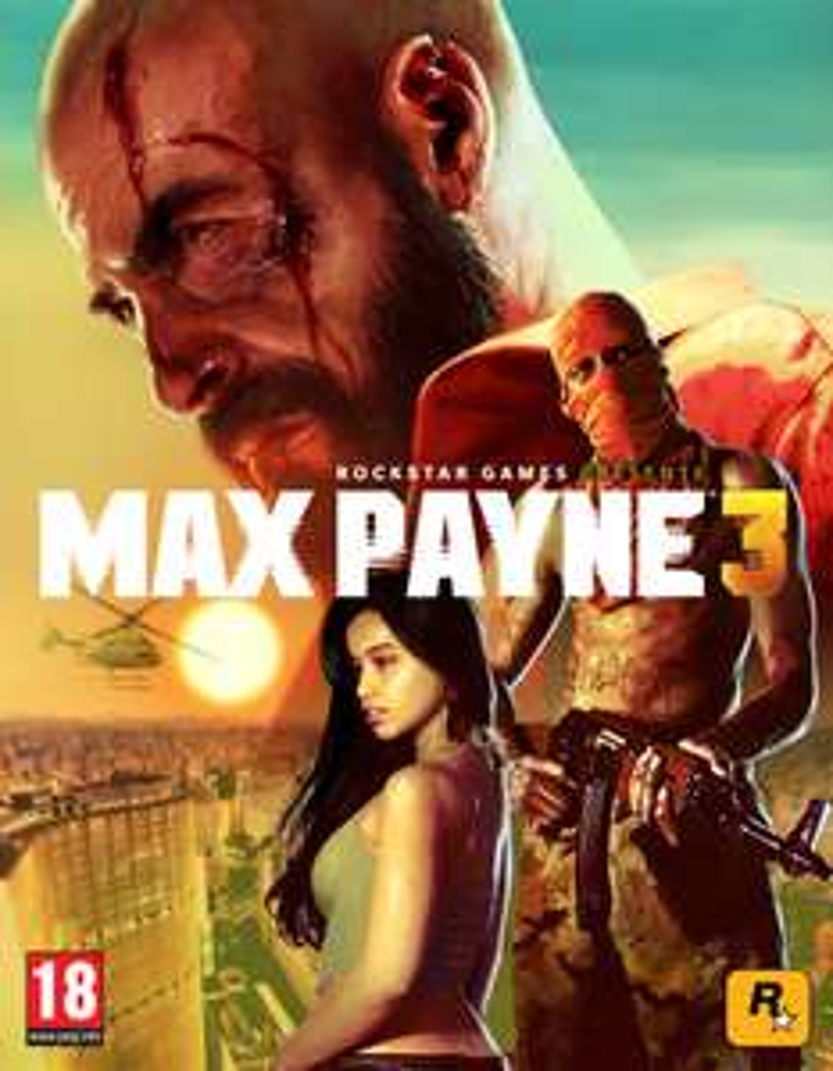 Série Max Payne en promotion sur PC - Ex : Max Payne 3