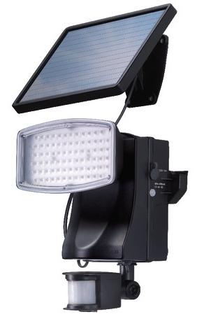 Projecteur solaire Livarno Lux 80 LED