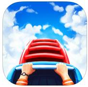 Roller Coaster Tycoon 4 mobile gratuit sur iOS