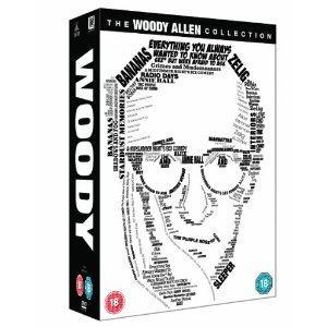 Coffret DVD 20 films Woody Allen Collection