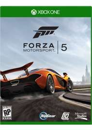 Forza Motorsport 5 sur Xbox One