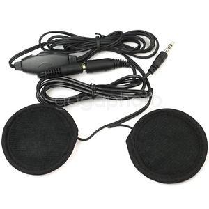Mini Haut-parleurs MP3 Casque Moto Ecouteurs à fixer Pour Vélo Moto scooter