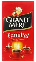 Lot de 8 paquets de café moulu Grand Mère Familial (8x 250g)