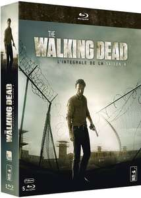 Précommande : The Walking Dead - Saison 4 en DVD à 25.76€ et en Blu-ray