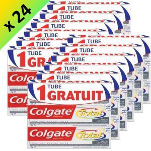 Lot de 72 Tubes de dentifrice Colgate Total Expert Nettoyage (soit 0,73€ le tube)
