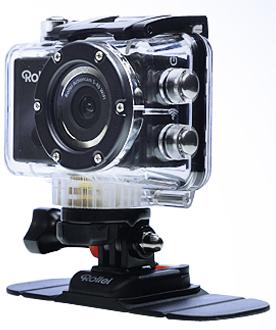 Caméra miniature sport étanche antichoc Rollei S-40 Wi-Fi