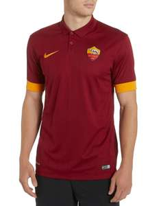 Maillot Nike As Roma Domicile 2014 (Taille M, L, XL)