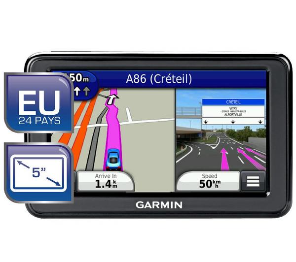 "GPS 5"" Garmin Nüvi 2545 Europe"