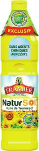 Lot de 2 bouteilles d'huile Tramier (2 x 1 L)