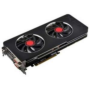 Carte Graphique XFX Radeon R9 280 DD Black Edition 3 Go + SSD Kingston SSDNow V300 60 Go+ 3 jeux gratuits
